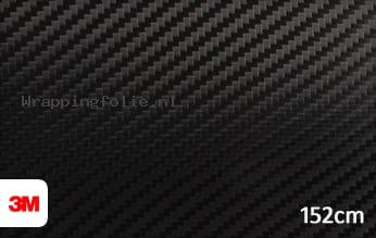 3M 1080 CFS12 Carbon Fiber Black wrapping folie