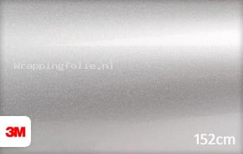 3M 1080 G120 Gloss White Aluminium wrapping folie