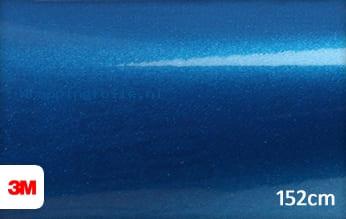 3M 1080 G227 Gloss Blue Metallic wrapping folie