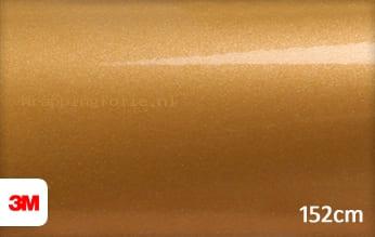 3M 1080 G241 Gloss Gold Metallic wrapping folie