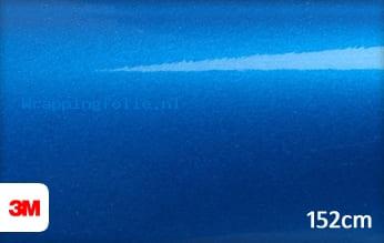 3M 1080 G337 Gloss Blue Fire wrapping folie