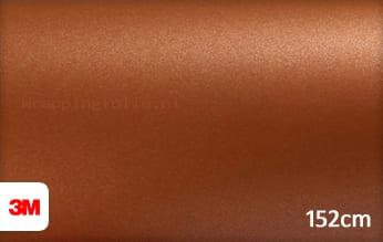 3M 1080 M229 Matte Copper Metallic wrapping folie