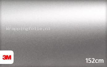 3M 1080 S120 Satin White Aluminium wrapping folie