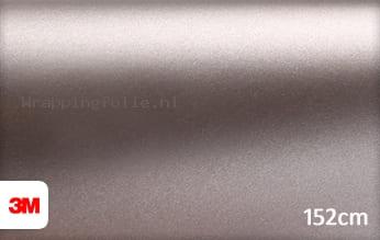 3M 1380 M230 Matte Grey Metallic wrapping folie