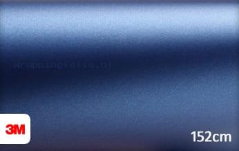 3M 1380 M287 Matte Slate Blue Metallic wrapping folie