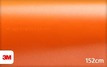 3M 1380 S284 Satin Autumn Orange wrapping folie