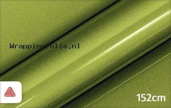 Avery SWF Acid Green Gloss Metallic wrapping folie
