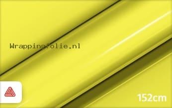 Avery SWF Ambulance Yellow Gloss wrapping folie