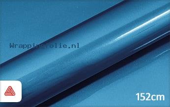 Avery SWF Bright Blue Gloss Metallic wrapping folie