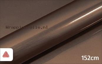 Avery SWF Brown Gloss Metallic wrapping folie