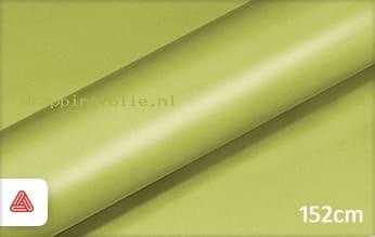 Avery SWF Yellow Green Matte Metallic wrapping folie