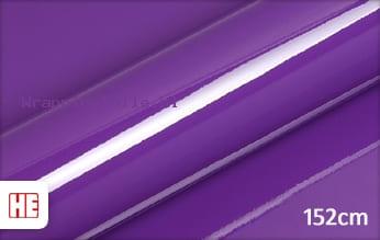 Hexis HX20008B Plum Violet Gloss wrapping folie