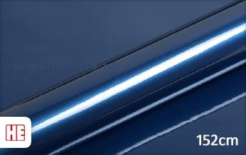 Hexis HX20033B Firmament Blue Gloss wrapping folie