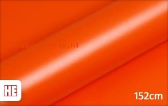 Hexis HX20165M Mandarin Red Matt wrapping folie