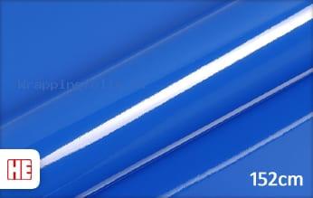 Hexis HX20293B Curacao Blue Gloss wrapping folie