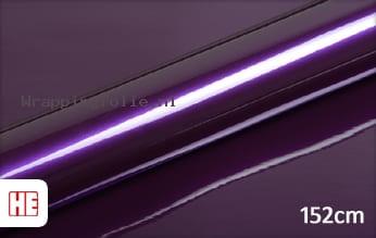 Hexis HX20352B Elderberry Purple Gloss wrapping folie