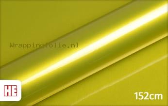 Hexis HX20558B Yellow Metallic Gloss wrapping folie