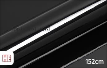 Hexis HX20889B Coal Black Gloss wrapping folie