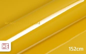 Hexis HX20JMIB Honey Yellow Gloss wrapping folie