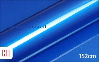Hexis HX20P004B Apollo Blue Gloss wrapping folie
