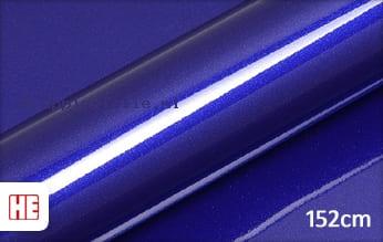 Hexis HX20P005B Triton Blue Gloss wrapping folie