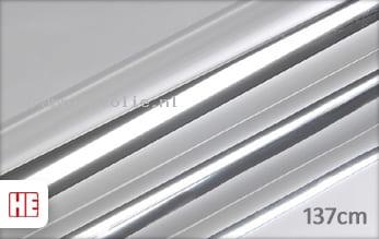 Hexis HX30SCH01B Super Chrome Silver Gloss wrapping folie