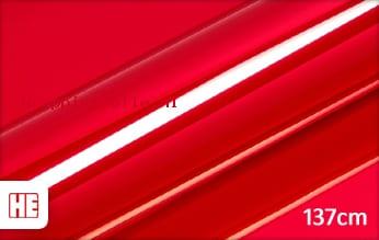 Hexis HX30SCH02B Super Chrome Red Gloss wrapping folie