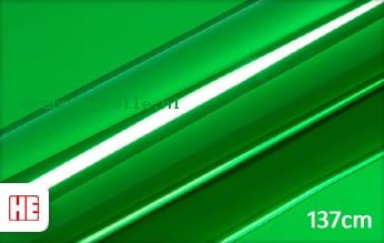 Hexis HX30SCH04B Super Chrome Green Gloss wrapping folie