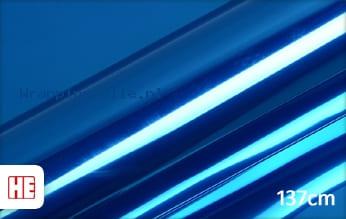 Hexis HX30SCH05B Super Chrome Blue Gloss wrapping folie