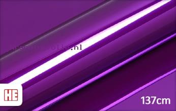 Hexis HX30SCH06B Super Chrome Purple Gloss wrapping folie