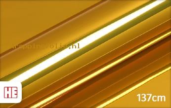 Hexis HX30SCH07B Super Chrome Gold Gloss wrapping folie