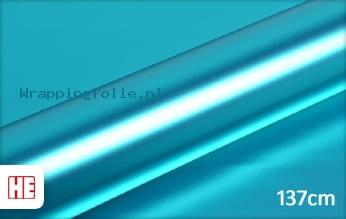 Hexis HX30SCH11S Super Chrome Blue Satin wrapping folie