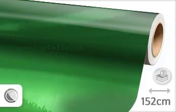 Groen chroom wrapping folie