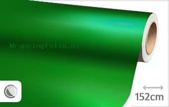Mat chroom groen wrapping folie