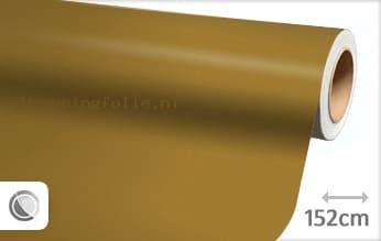 Mat goud wrapping folie